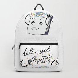 Let's Get Creative Backpack