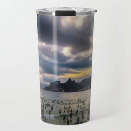 Praia de Ipanema Travel Mug