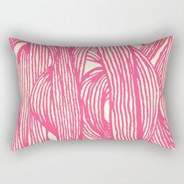 Inklines III Rectangular Pillow