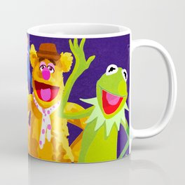 Muppets Coffee Mug
