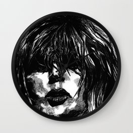 Brigitte Bardot Wall Clock
