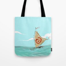 princess waikiki's boat Tote Bag