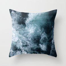Lake Superior #1 Throw Pillow