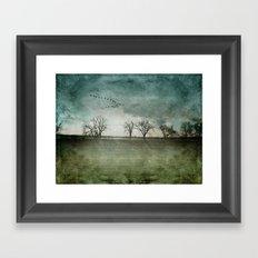 Onondaga Lake Park - Susan Weller Framed Art Print