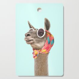 FASHION LAMA Cutting Board