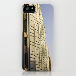 Mercer Court iPhone Case