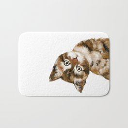 Baby Cat Bath Mat