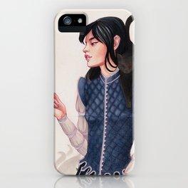 Mia Corvere iPhone Case