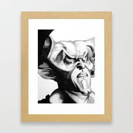 Lord of Darkness Framed Art Print
