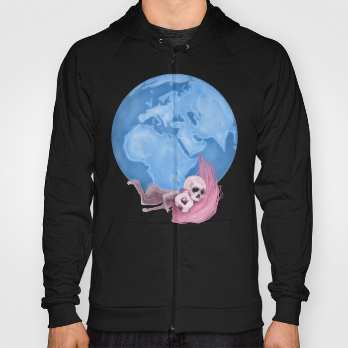 Lost in a Space / Homeckly Hoody