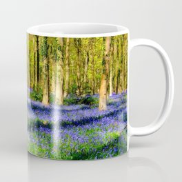 Bluebell woods Coffee Mug