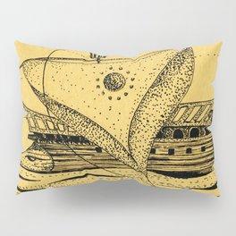 Warship Pillow Sham