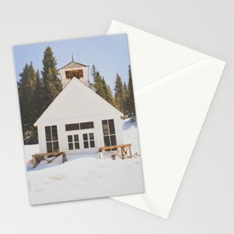 St. Elmo Town Hall Stationery Cards