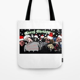 Merry Christmas, Gracie Law: The T-Shirt! Tote Bag