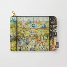 The Garden of Earthly Delights by Bosch Carry-All Pouch