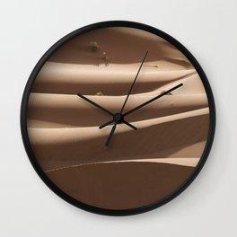 Sahara Dunes Wall Clock