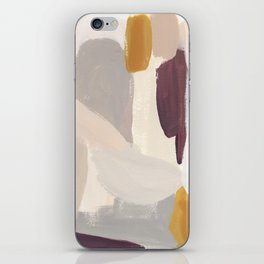Plumb Crazy iPhone Skin
