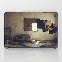 misfits iPad Cases featuring Misfits by nonbeliever_