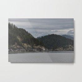 Coastal Islands. Metal Print