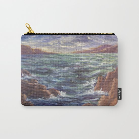 Lighthouse in the Distance AC150426 Carry-All Pouch