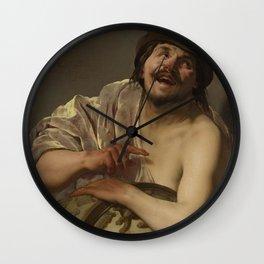 Hendrick ter Brugghen - Democritus Wall Clock