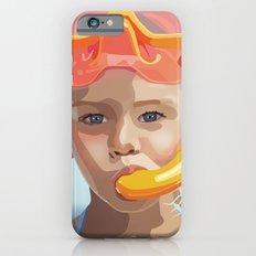 Snorkel Girl Slim Case iPhone 6s