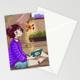 Good afternoon Stationery Cards
