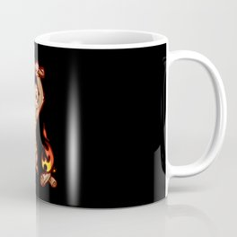 Stone Age Costume Coffee Mug