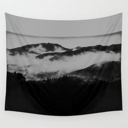Comfort Clouds (Japan) Wall Tapestry