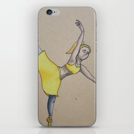 Adrienne iPhone Skin