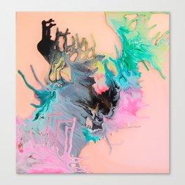 Unicornia Canvas Print