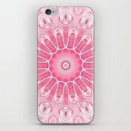 """The Suitor's Plea"" Kaleidoscope 6 by Angelique G. @FromtheBreathofDaydreams iPhone Skin"