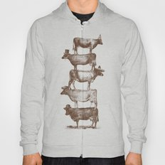 Cow Cow Nuts Hoody