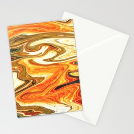 Marbled XIII Stationery Cards