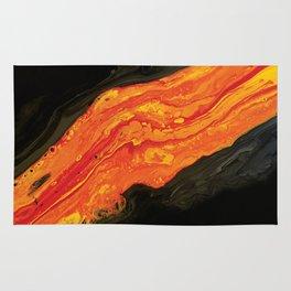 Lava Flow Rug