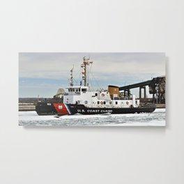 USCGC Mobile Bay Metal Print