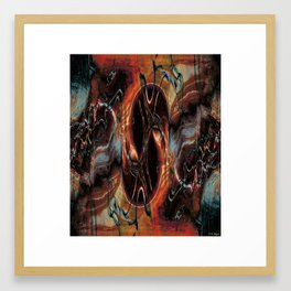 Abstract_21 Framed Art Print