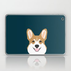 Teagan - Corgi Welsh Corgi gift phone case design for pet lovers and dog people Laptop & iPad Skin