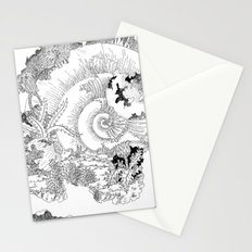 Shells of the Time Stationery Cards