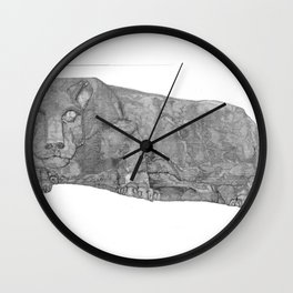 WE ARE PENN STATE Wall Clock