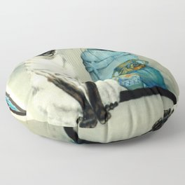 MAE LING Floor Pillow