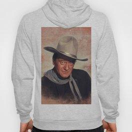 John Wayne, Hollywood Legend Hoody