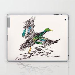 Flying duck Laptop & iPad Skin