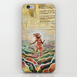 Heavenly Places iPhone Skin