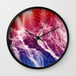 Hays Fantasy Falls Wall Clock