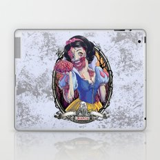 Zombie Snow White Laptop & iPad Skin