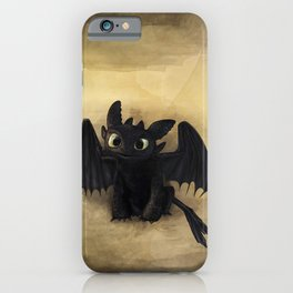 Baby Toothless iPhone Case