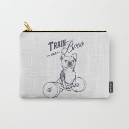 Train Like a Boss Carry-All Pouch