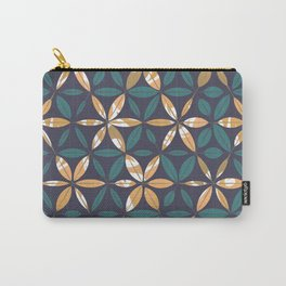 Flower Dom Carry-All Pouch