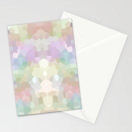 Design 172 Pastel Mosaic Stationery Cards
